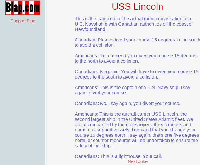 Mix · USS Lincoln