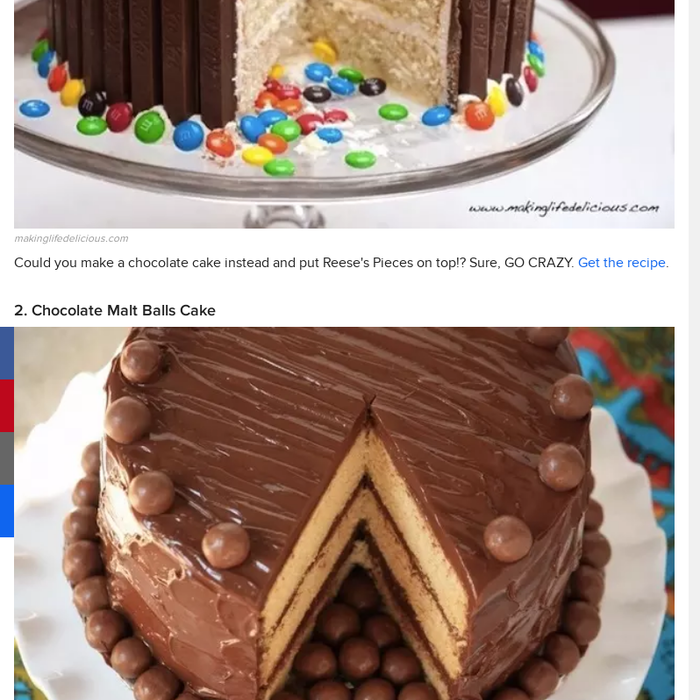 Buzzfeed13 Amazing Cakes Made With Leftover Halloween CandyIf Candy Is A Foreign Concept To You Just Buy More