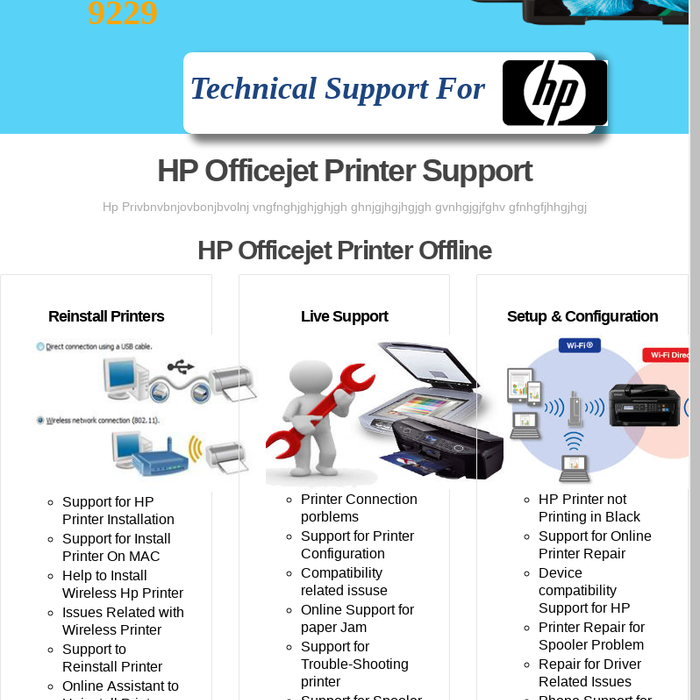 Mix · HP Officejet Printer Support   HP® Official Site 1-800-667-9229