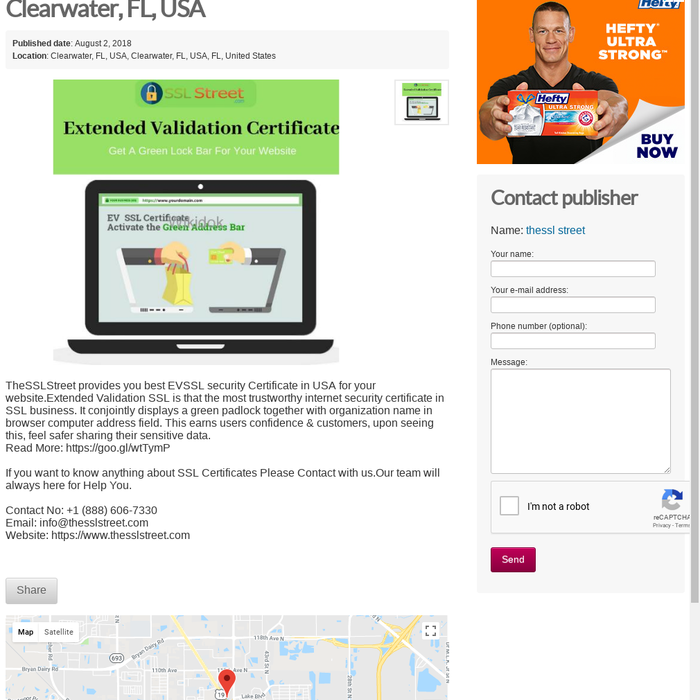 Mix Best Comodo Ev Ssl Certificate In Affordable Price