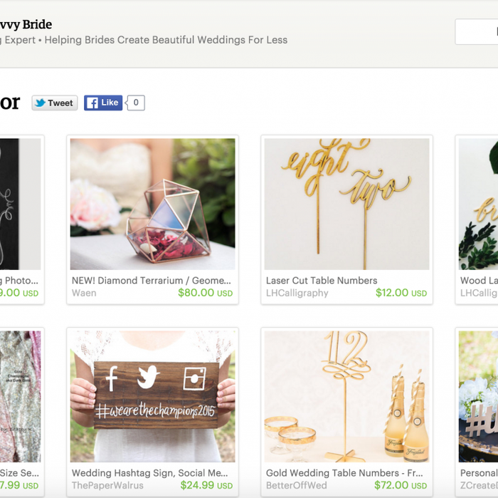 Mix The Top Online Resources For Cheap Wedding Decor