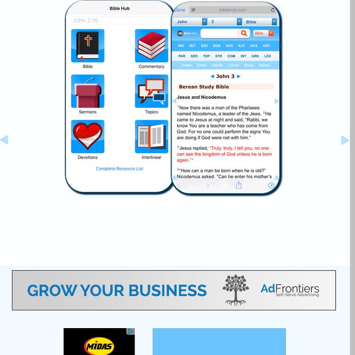 Mix · Free Bible App