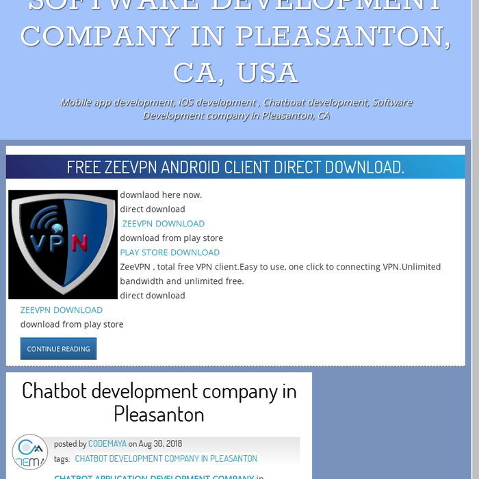Mix · Chatbot development company in Pleasanton - Software