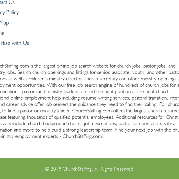 Mix · Find Church Jobs at Church on the Hill