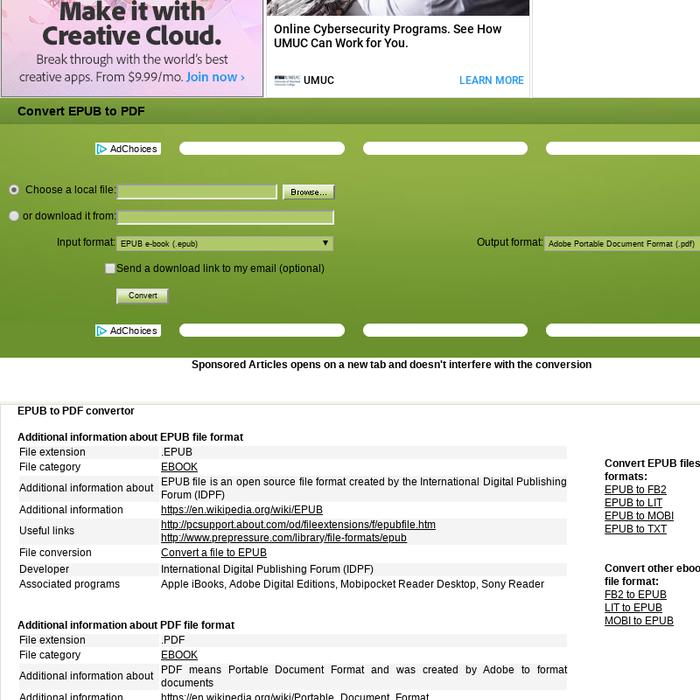 fb2 to pdf converter portable