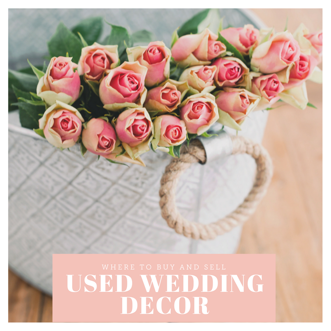 Mix Where To Buy And Sell Used Wedding Decor Online