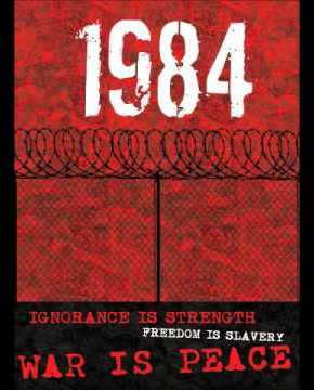 an overview of the book 1984 by george orwell Totalarianism provoked george orwell into writing 1984, the harrowing, cautionary tale of a man trapped in a political nightmare a book that for a time seemed to be passing into oblivion has had the opposite fate, and its relevance and power to disturb our complacency seem to grow decade by decade.