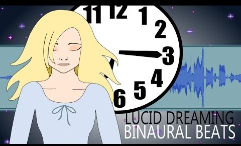 Mix · Binaural Beats for Lucid Dreaming with Meditation