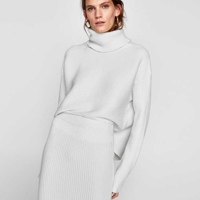 eebc8faca Mix · Minimalist Style with 2 pieces of Zara s new collection