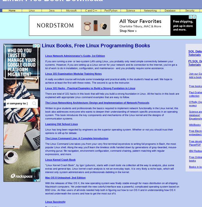 Linux System Programming Ebook