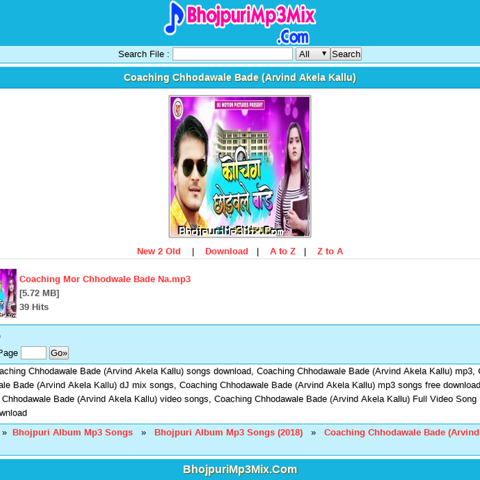 new bhojpuri song mp3 download dj mix