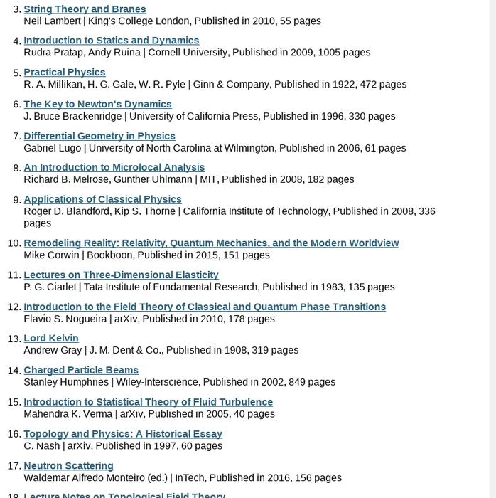 bkell127 · Free Physics Books · Posts
