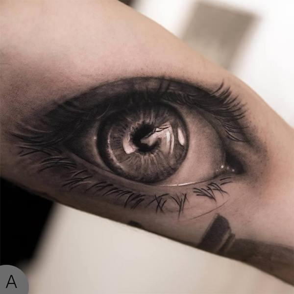 3d tattoos that will shock and amaze you! tattooeasily - 600×600