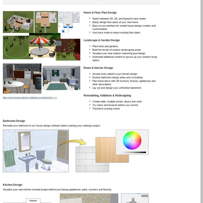 Mix Download Home Design Software Free 3d House And Landscape Design