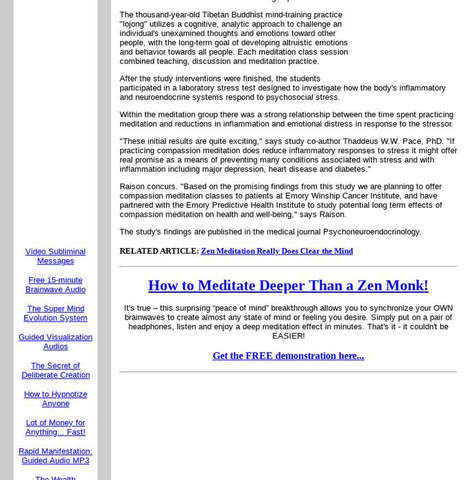 Mix · Ancient Tibetan Practice Improves Health & Happiness